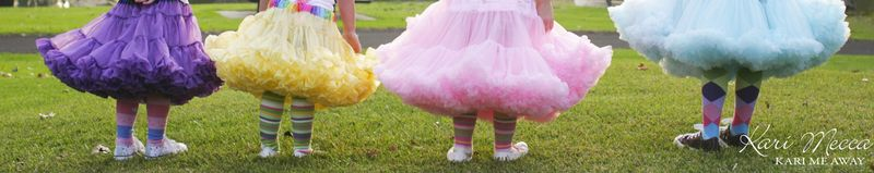 Princess PettiSkirts pattern from Kari Me Away21