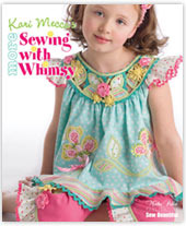 More sewing with whimsy cover