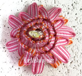 13 twisted two color flower-kari mecca copy